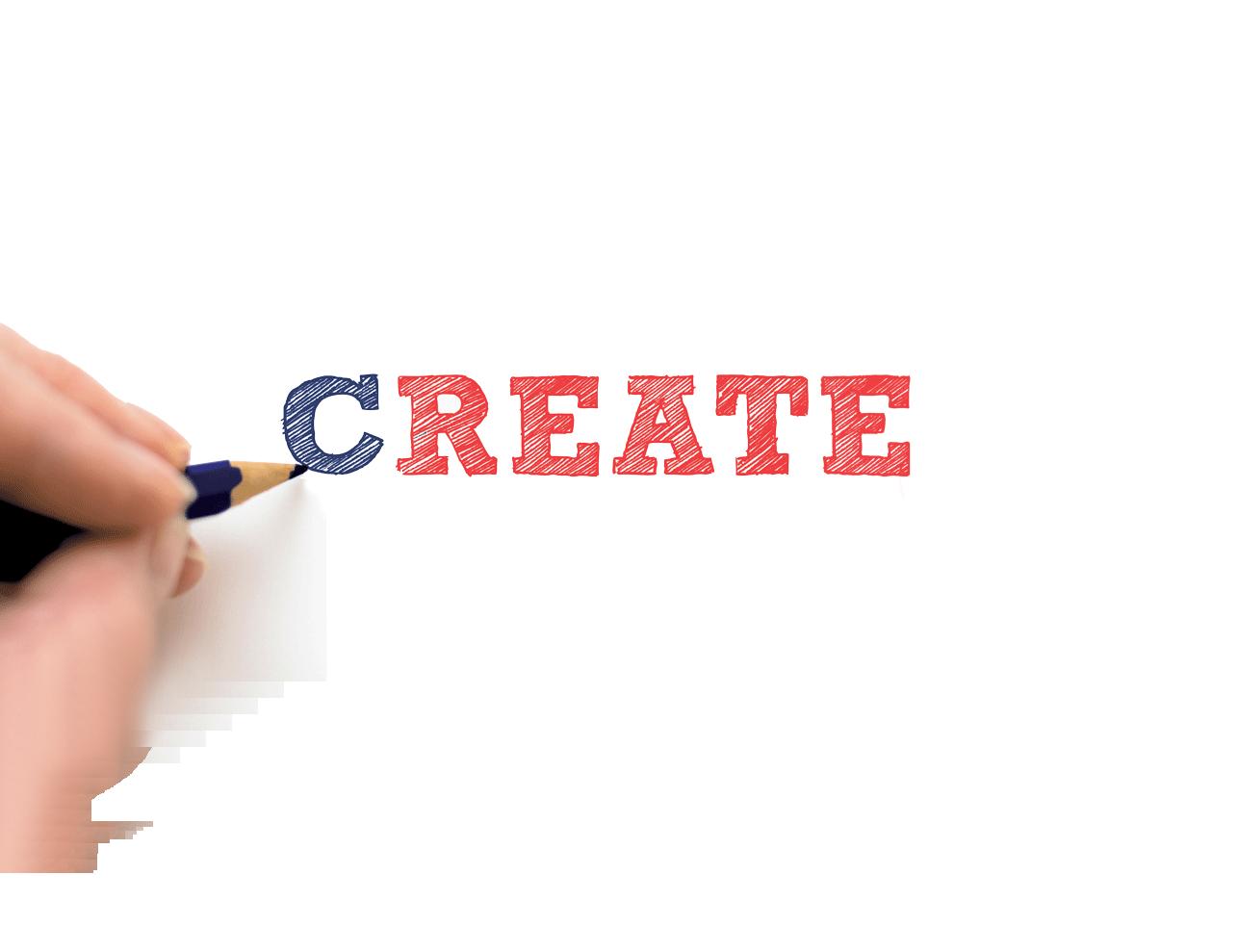 create pencil