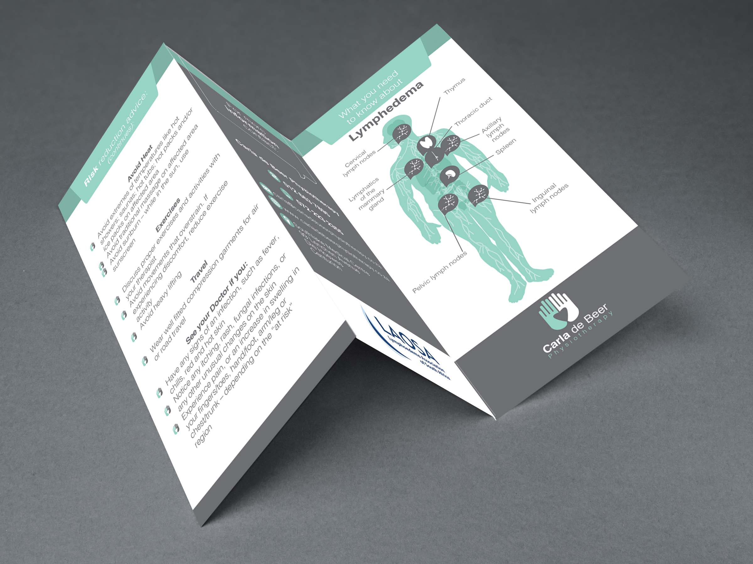 trifold mock up