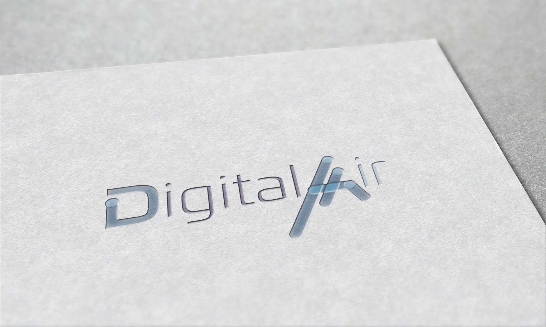 digital air logo